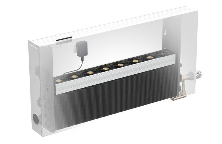 Strada radiator met DBH technologie