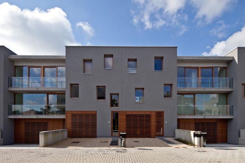 """""""Het project van Wilma Project Development bevat een grootschalig woonprogramma in een stedelijke binnentuin."""""""