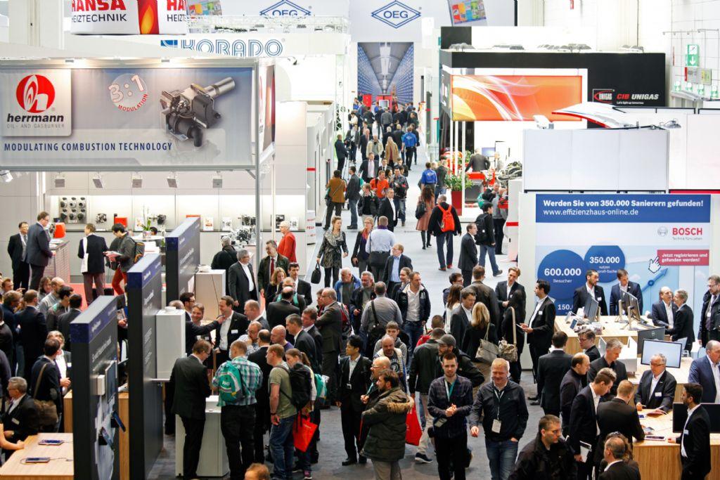 Van 14 tot 18 maart zakt de hele installatiesector weer af naar Frankfurt voor de tweejaarlijkse ISH-beurs.