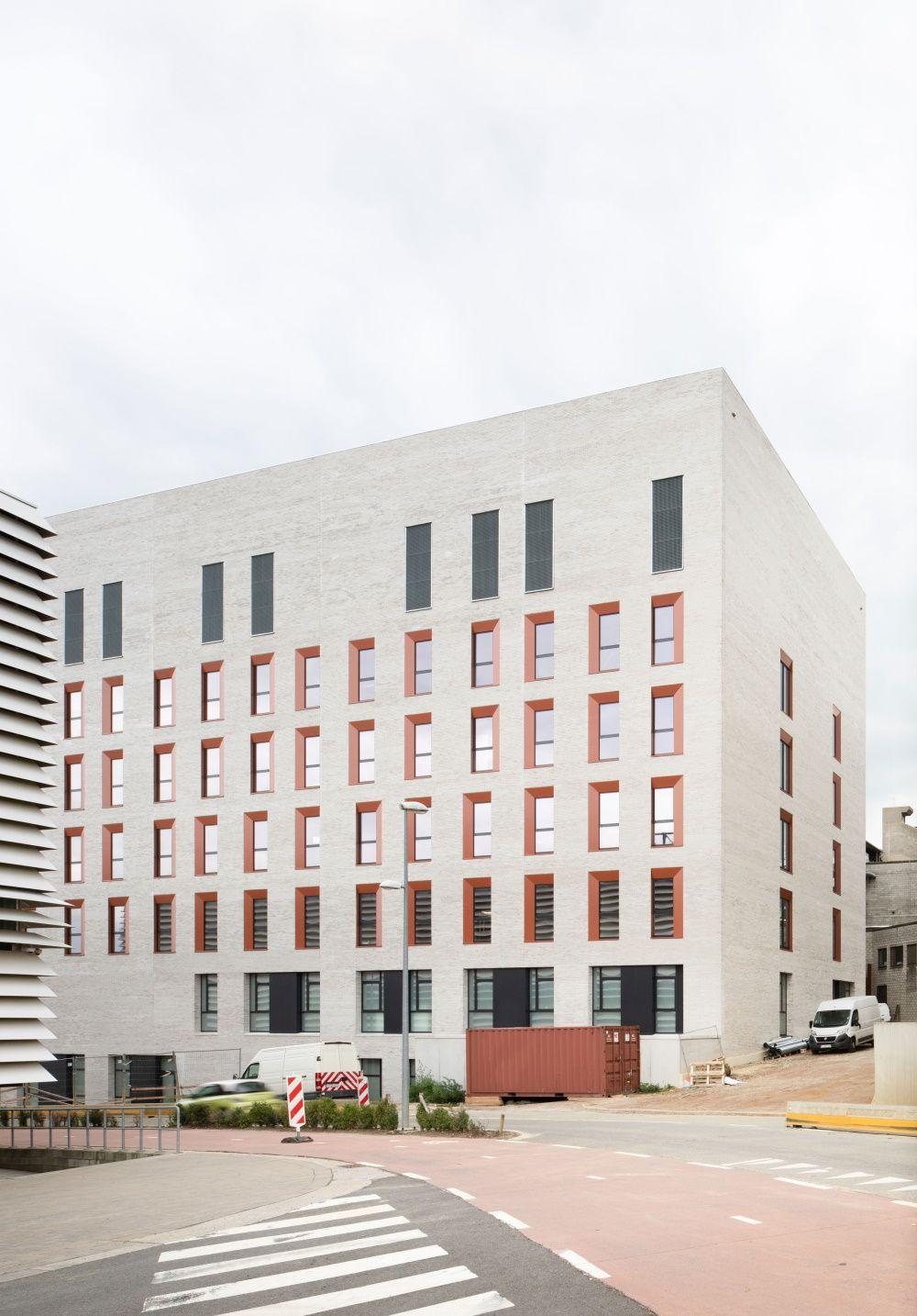 Einde uitbreiding onderzoeksgebouw in zicht voor Abscis Architecten