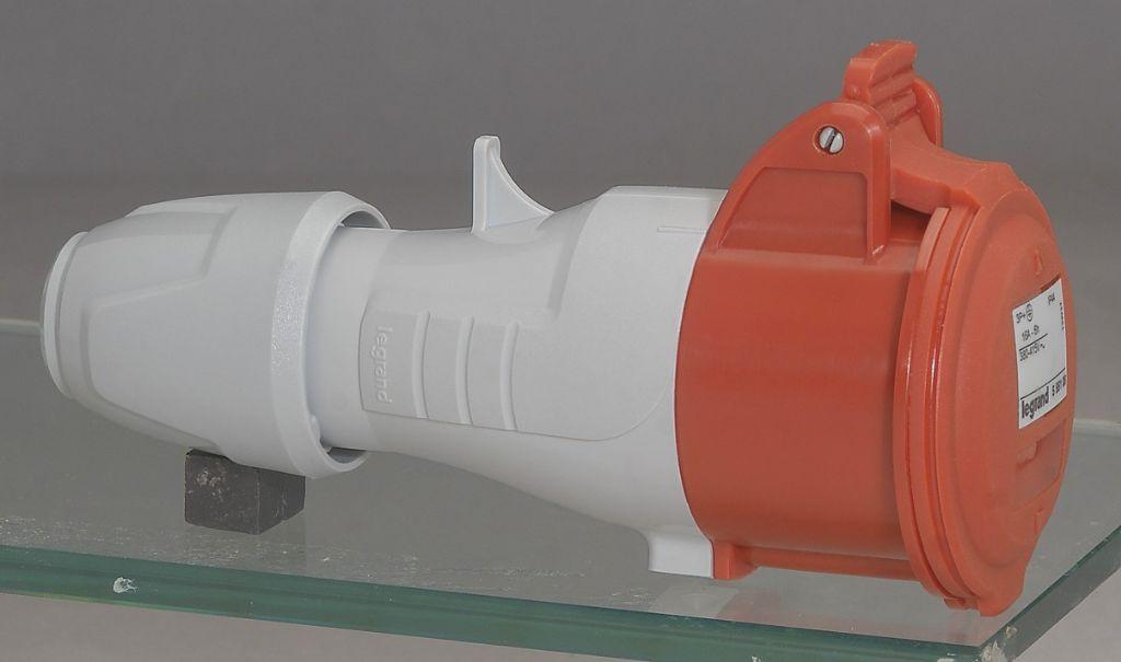 Legrand étend sa gamme industrielle P17 tempra Pro