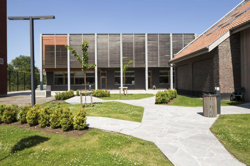 Gemeenschapsinstituut De Zande, Beernem.