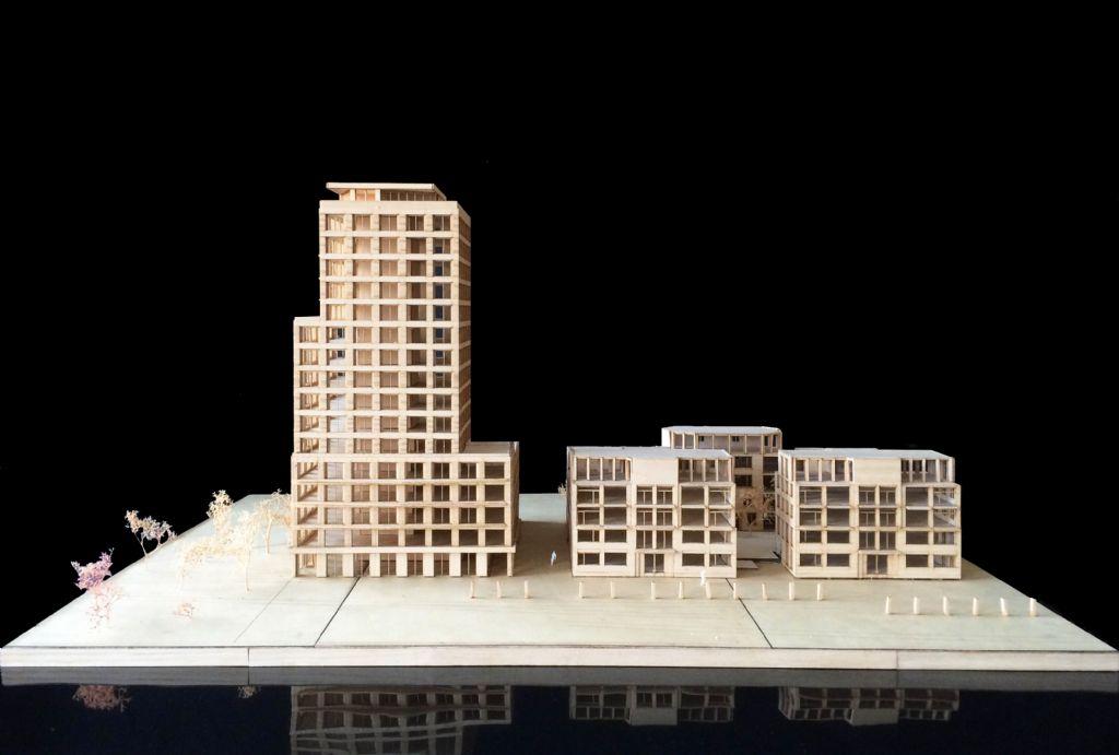 360 architecten, BULK en LAND landschapsarchitecten geven Handelsdok West vorm
