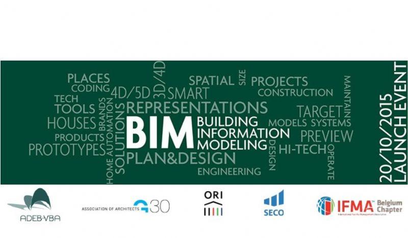Voorstelling BIM-gids in Brussel