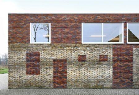 Belgian Building Awards: Niet residentieel gebouw: Ateliel Tom Vanhee en De Smet-Vermeulen Architecten