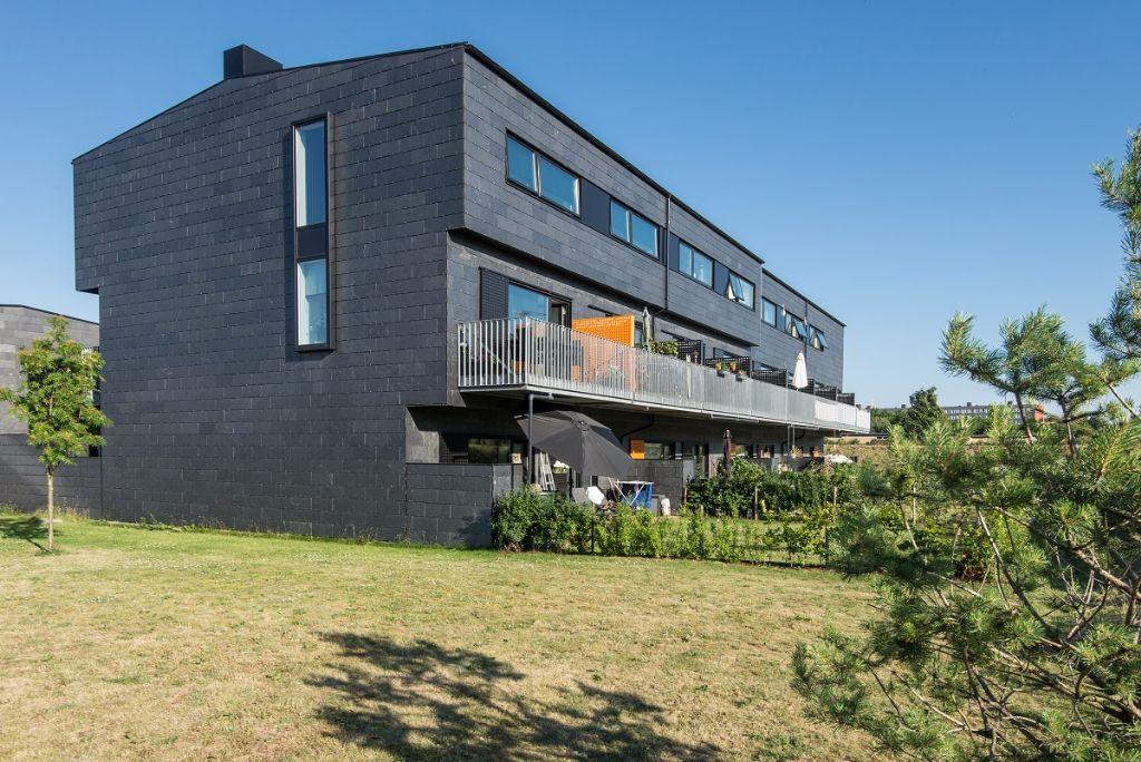 CUPACLAD : l'ardoise naturelle en façade, tout simplement