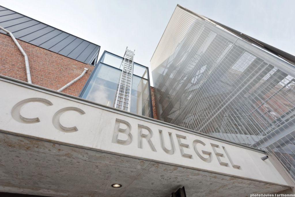 Dans les Marolles, le nouveau Centre Bruegel finalisé