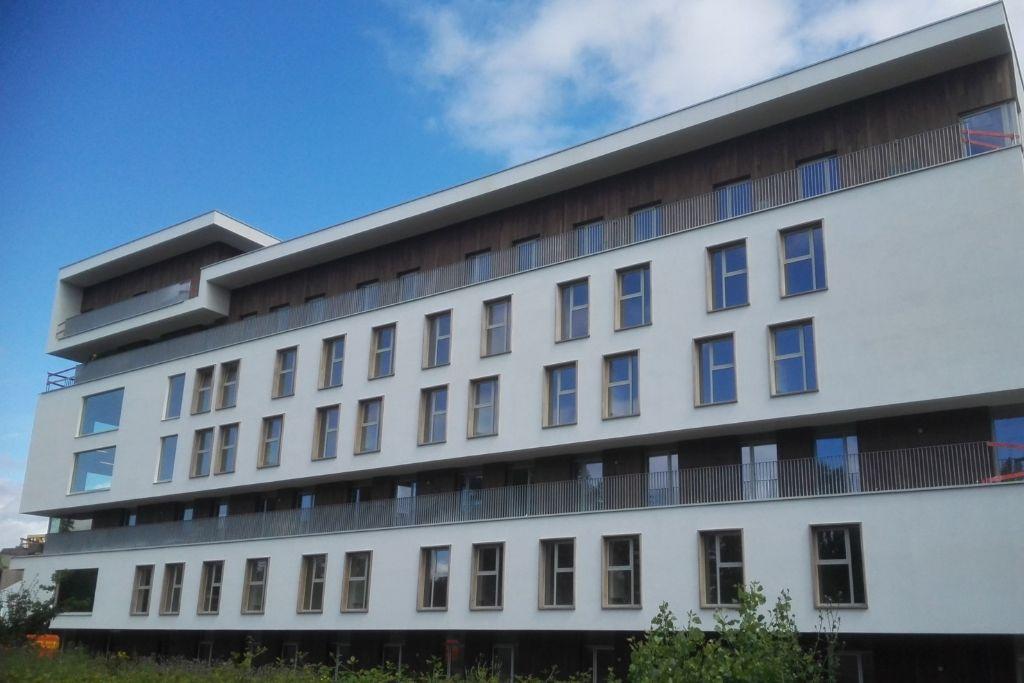 Een innovatief gordijngevelconcept voor Gents klooster