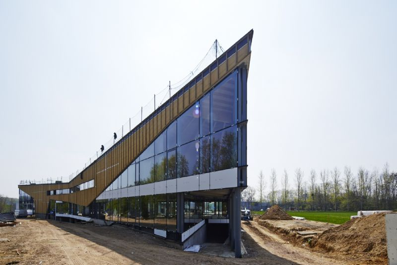 Kantoorgebouw Ons (Holistic Architecture, a-tract)