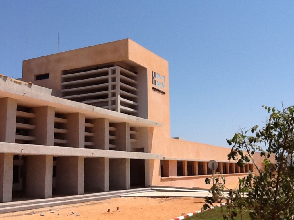 Universitaire ziekenhuis Dalal Jamm, Dakar (Senegal)