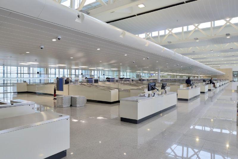 Connector Brussels Airport: hoogstaand esthetisch en technisch ontwerp