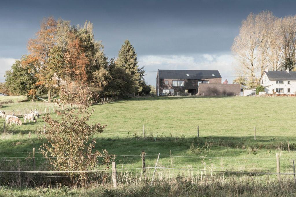 Logements BO – Deux habitations (LRArchitectes), lauréat dans la catégorie Habitat individuel