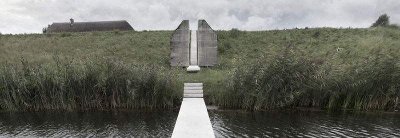 Gedeelde eerste plaats 2013: Bunker 599 van RAAAF & Atelier de Lyon.