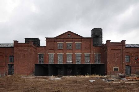 51N4E Belgian wint Belgian Building Award voor C-Mine
