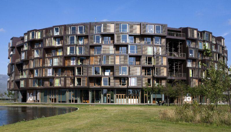 Tietgen Student Housing' van Lundgaard & Tranberg