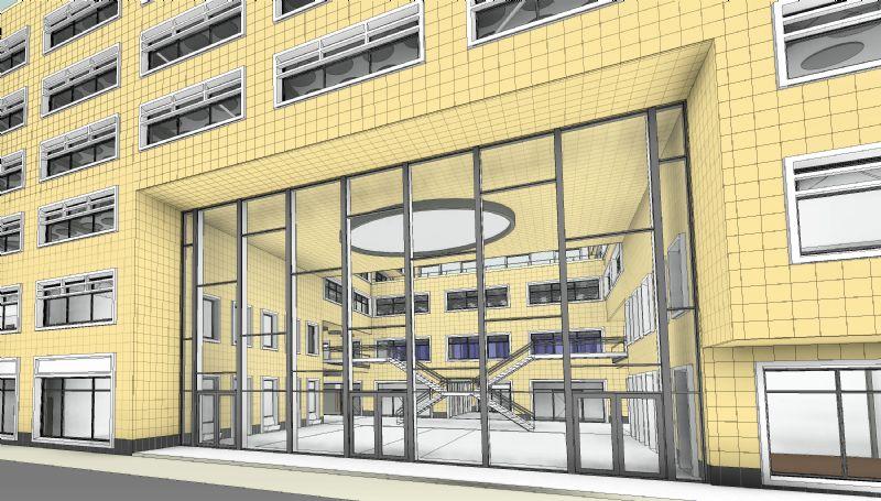 VAC Herman Teirlinck, Brussel