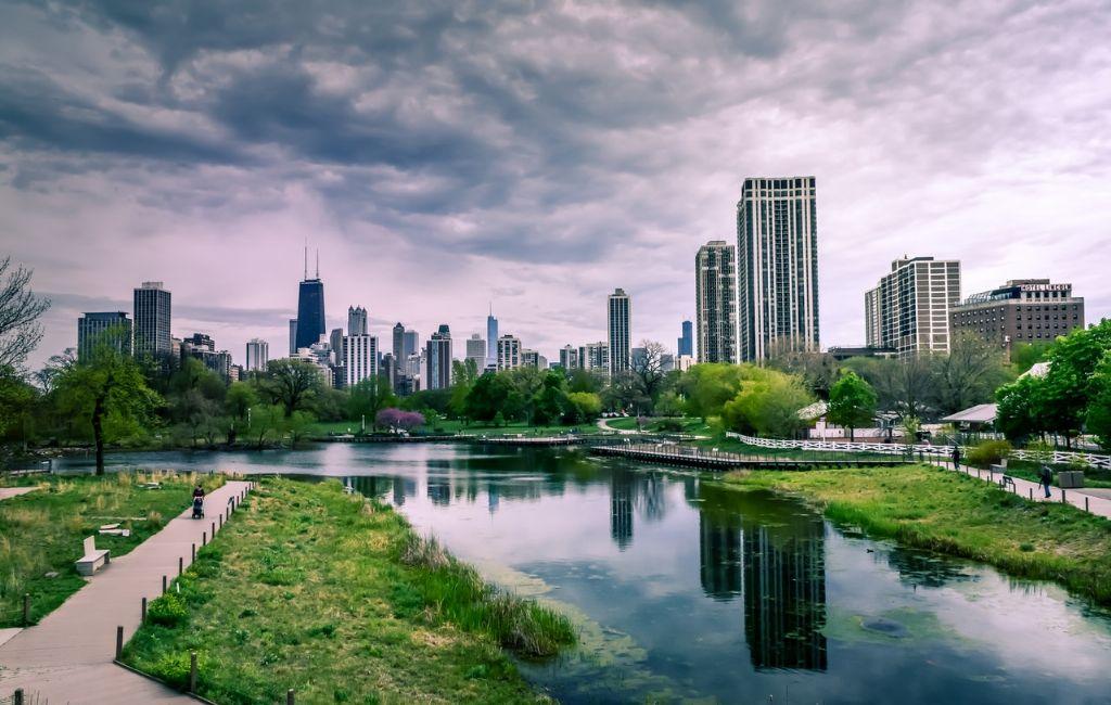 De toekomst is aan natuur in de stad