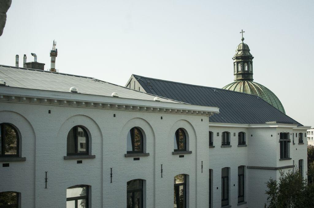 Rusthuis Ter Urselinen (Brussel): doordachte daglichttoetreding