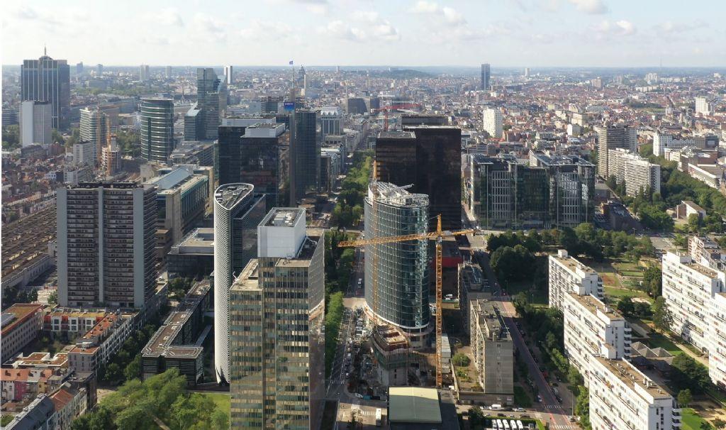 Assar Architects et Immobel livrent le nouveau siège d'Allianz Benelux