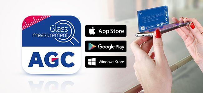 AGC Glass Measurement App, désormais avec détection de couche