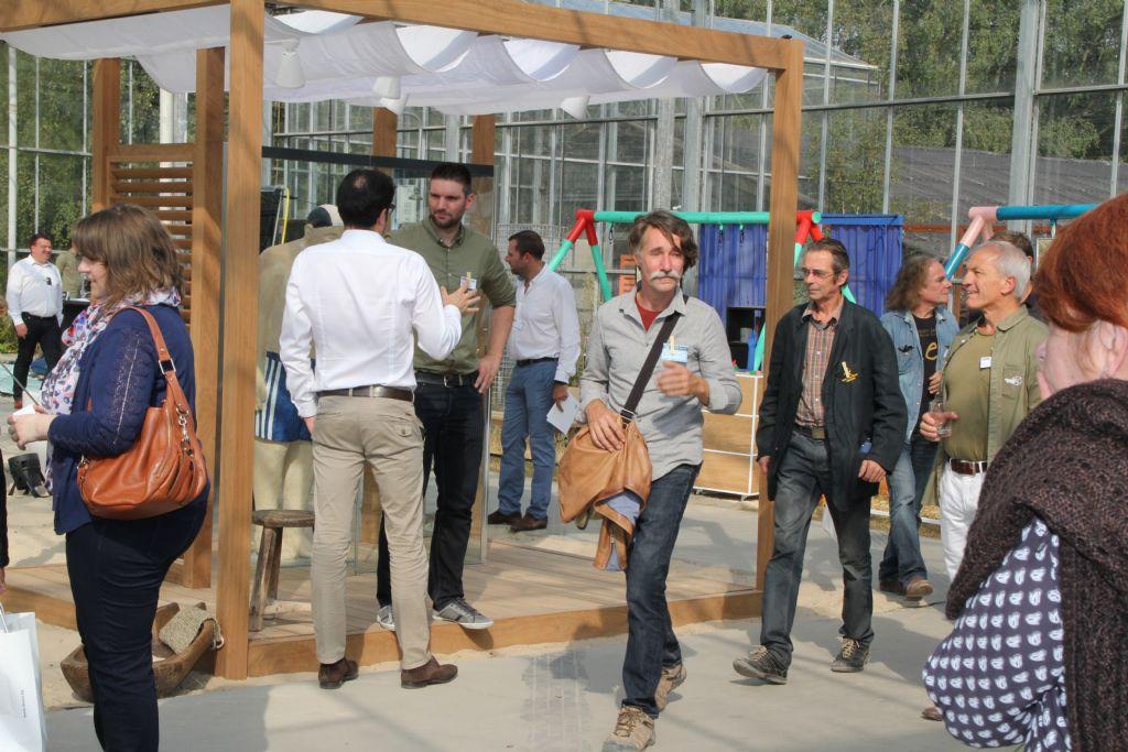 Badkamerspecialist Desco organiseerde eind september de eerste Desco Expo, een zoektocht naar nieuwigheden in de sanitaire sector en naar trends voor een duurzame toekomst.