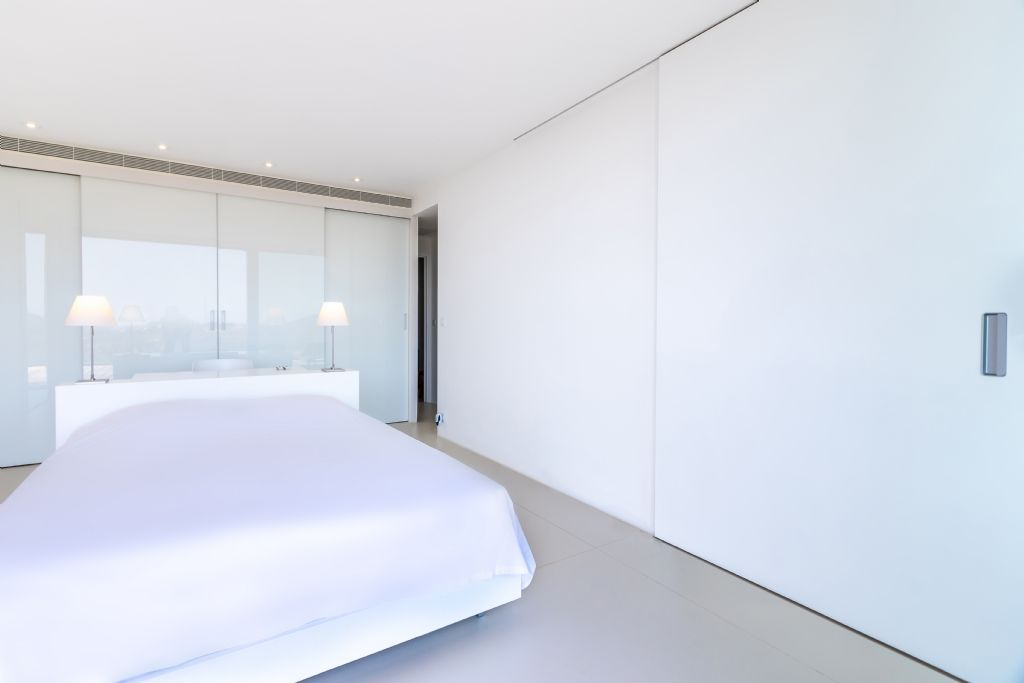 Hedendaags minimalisme in Franse vakantiewoning