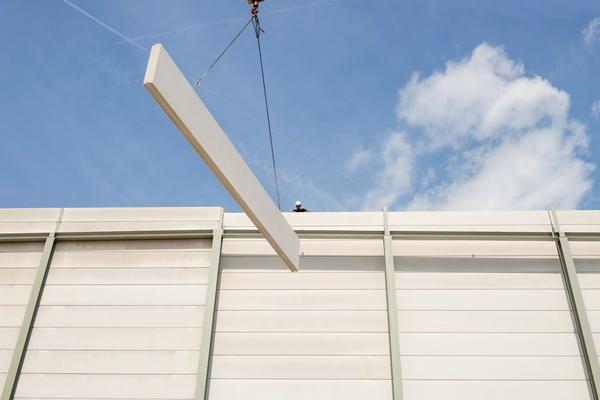 Hebel van Xella: brandveilig bouwmateriaal voor industrie- en utiliteitsbouw
