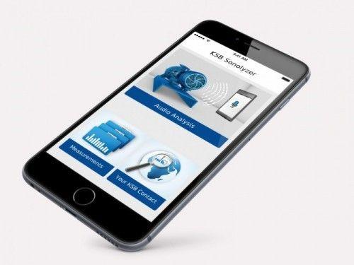 Nieuwe app meet efficiëntie van pomp in 20 seconden