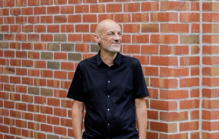 Vlaams Bouwmeester Erik Wieërs.