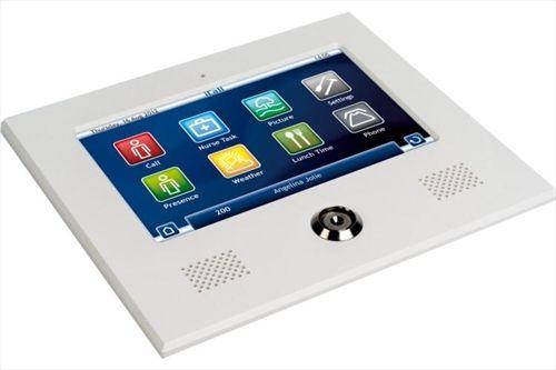 iCall is een draagloze verpleegpost via smartphone voor smartphone of tablet.
