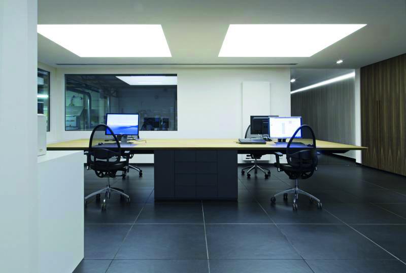 MonaVisa lanceert spanplafonds met Human Centric Lighting
