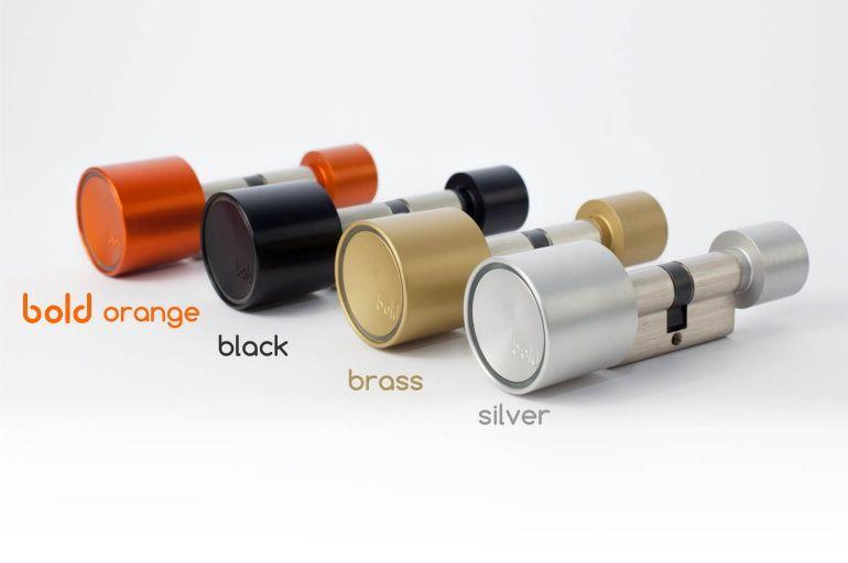 Smart Cylinder Lock maakt sleutels overbodig