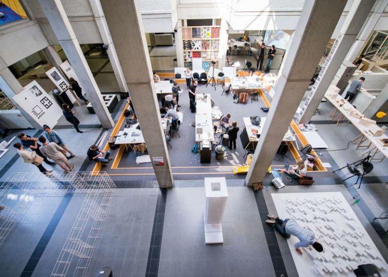 Faculteit Architectuur en Kunst aan UHasselt