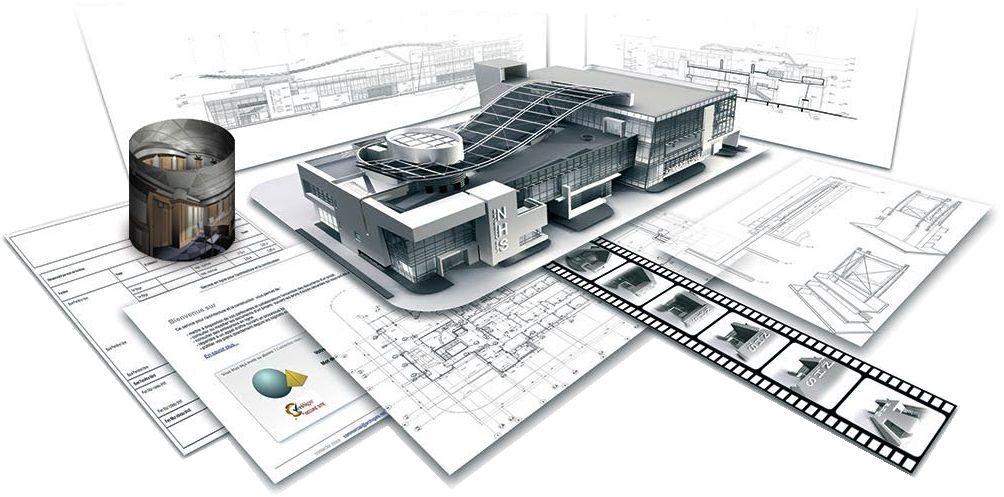 ARCHICAD biedt interieurvormgevers maximale ontwerpvrijheid