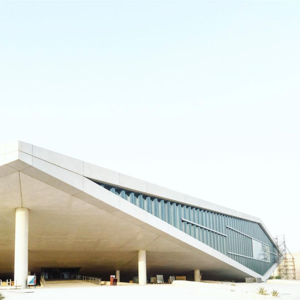 National Library - Qatar
