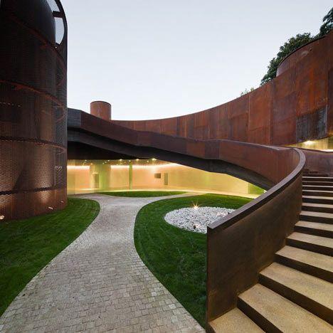 Nieto Sobejano, Interactief Museum van de geschiedenis van Lugo