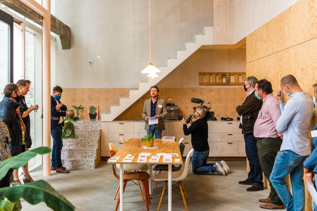 Meer dan 4.000 bezoekers beleven architectuur tijdens openhuizendag 'Mijn Thuis Op Maat'