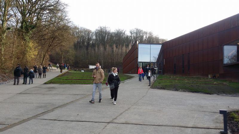 Début février, le Préhistomuseum a ouvert ses portes après 2 années de travaux.