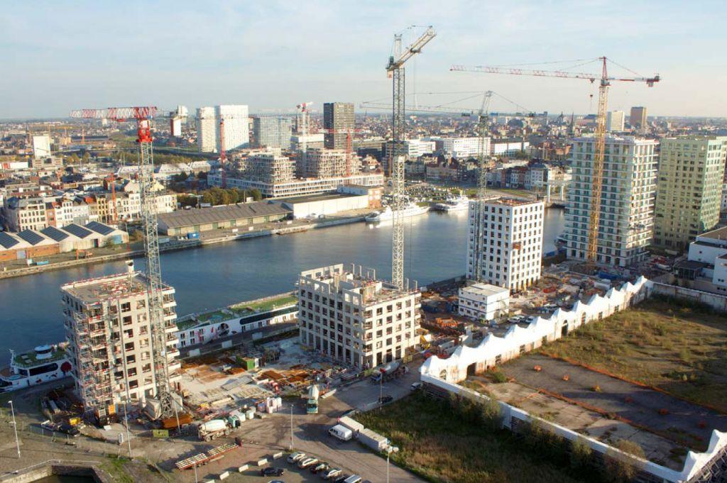 Westkaai Antwerpen