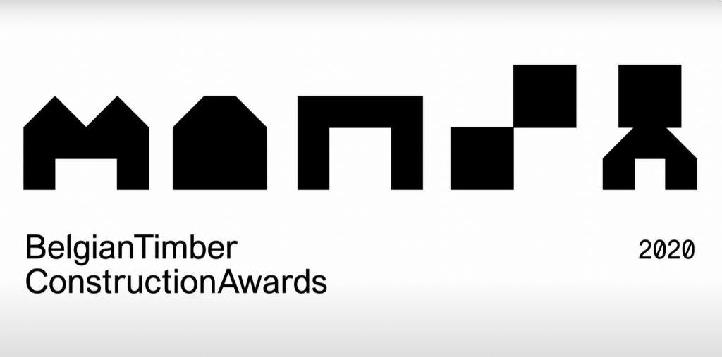Lauréats et nominés des Belgian Timber Construction Awards 2020
