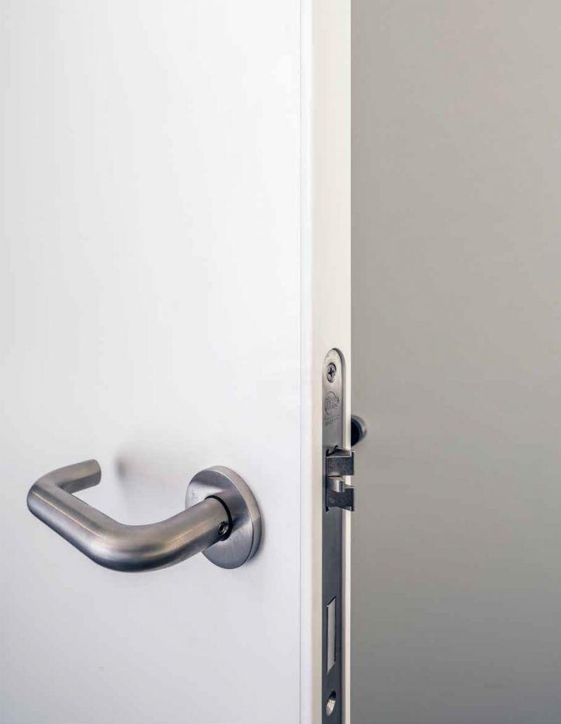Technische deuren bewijzen nut in AZ Nikolaas