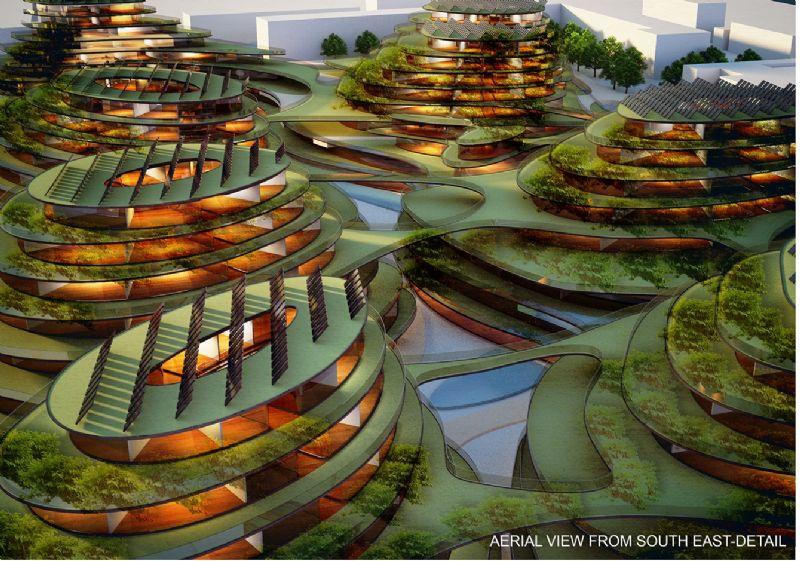 Witkowski en Gola lanceren Suspended Gardens Project in Belgorod