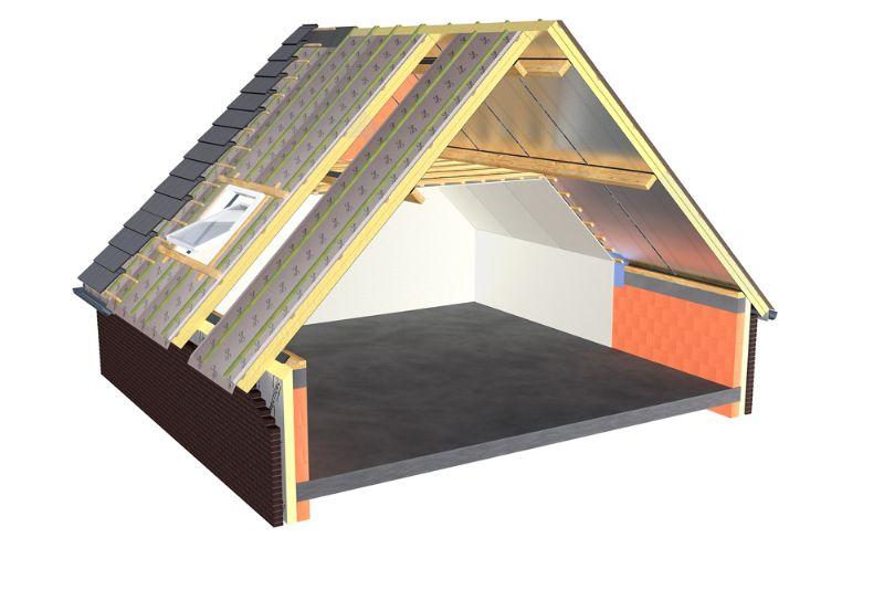 Recticel Insulation lanceert nieuwe generatie zelfdragende en thermisch isolerende dakelementen