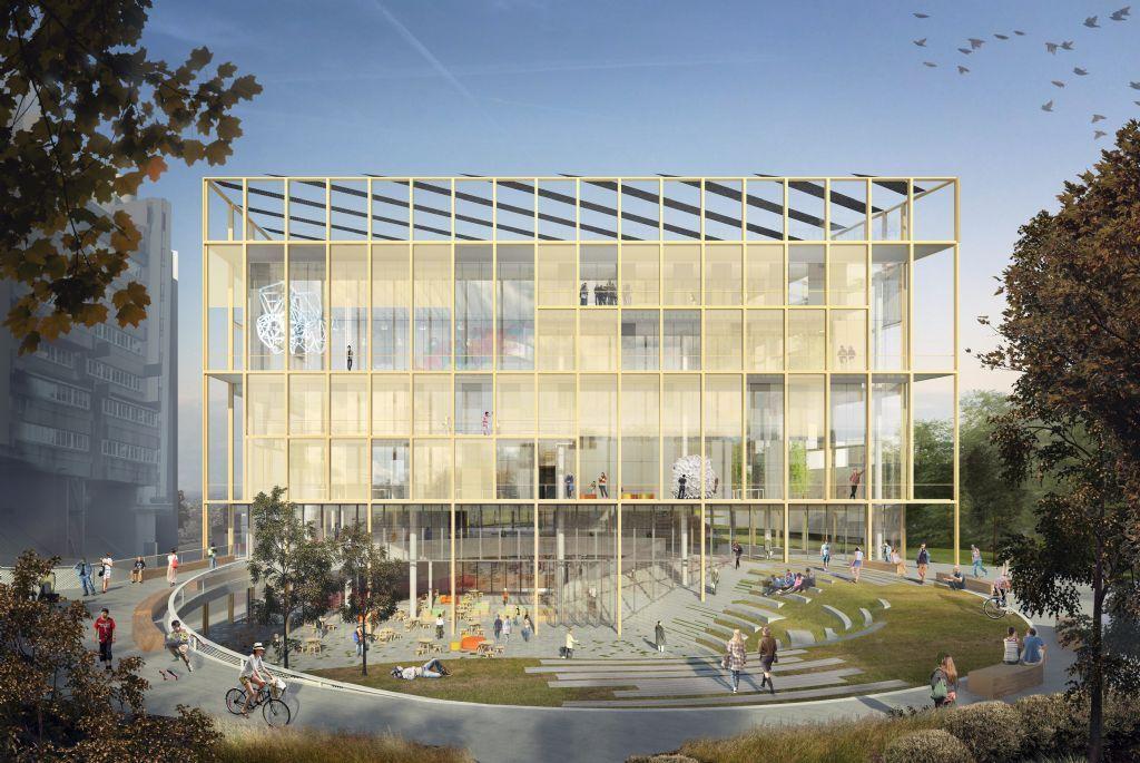 Permis d'urbanisme accordé pour le Learning & Innovation Center