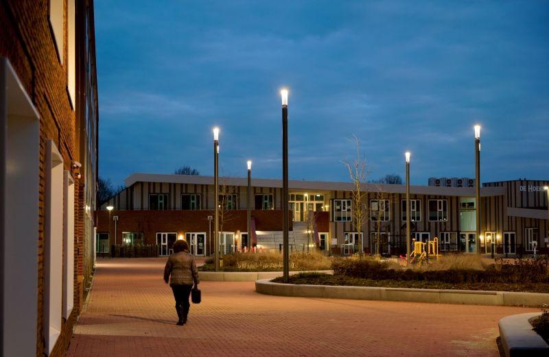 Eerste Shuffles van Nederland geïnstalleerd in Maasbracht.