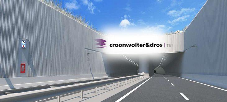 Eerste energieneutrale tunnel ontworpen