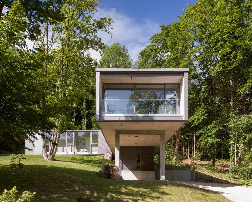 Maison à Wépion (architecte : Cipolat, 2009)