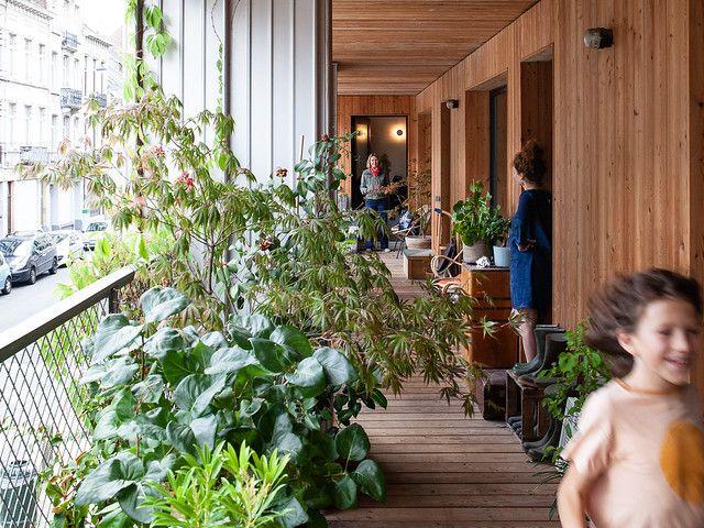 Architectuurwijzer zet collectief wonen in de kijker in expo Housing Apart Together