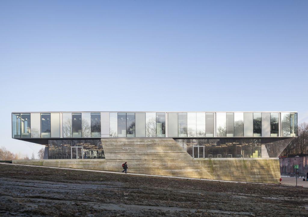Topsportschool, Antwerpen