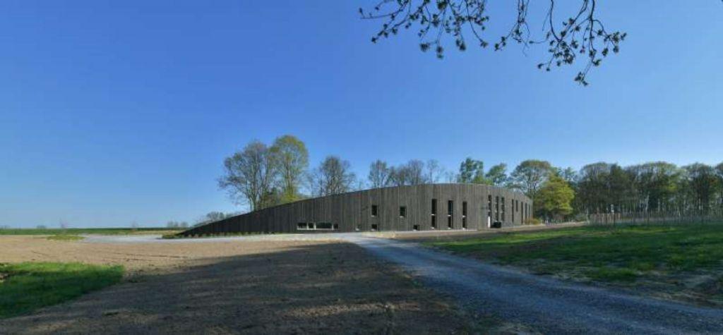 Pour le Château de Bousval, AWAA réalise un grand cru architectural